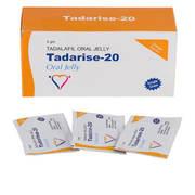 Tadarise Oral Jelly 20mg(Тадалафил)