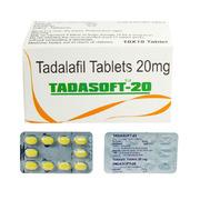 TadaSoft 20mg (Тадалафил)