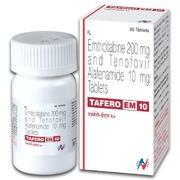 Tafero EM-10(Эмтрицитабин и тенофовир алафенамид)