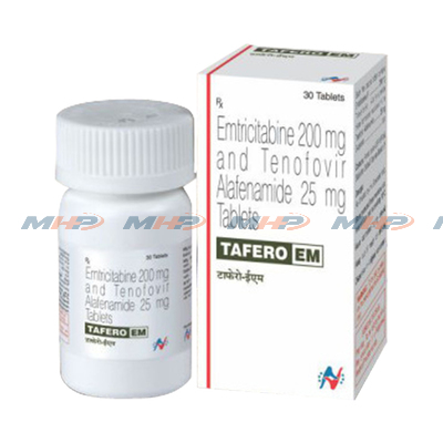 Tafero EM(Тенофовир алафенамид и эмтрицитабин)