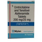 Taficita(Эмтрицитабин и тенофовир алафенамид)