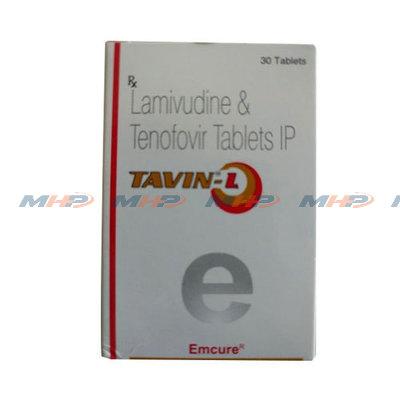 Tavin L(Ламивудин и тенофовир дисопроксилфумарат)