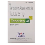 Tenohep AF(Тенофовир Алафенамид)
