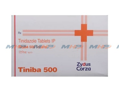 Tiniba 500 (Тинидазол)