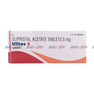 Ulitas 5 (Улипристала ацетат)