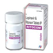 Ritocom (Лопинавир Ритонавир)