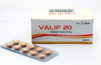 Valif 20mg (Варденафил)