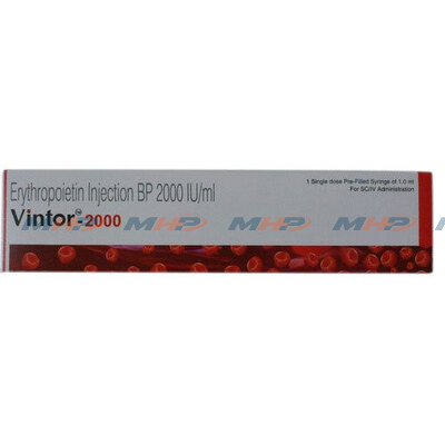 Vintor 2000IU (Эритропоэтин)