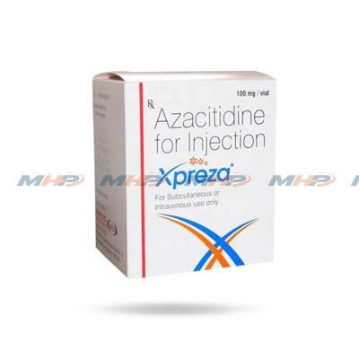 Xpreza 100mg (Азацитидин)