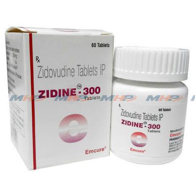 Zidine 300(Зидовудин)