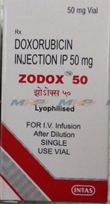 Zodox 50мг (Доксорубицин)