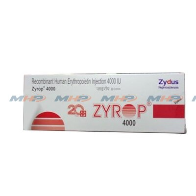 Zyrop 4000IU (Эритропоэтин)
